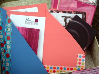 Swap Enhancement Package - Stationery & Tissue Paper