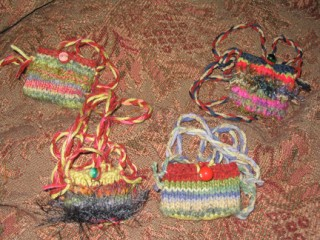 Amulet Bags