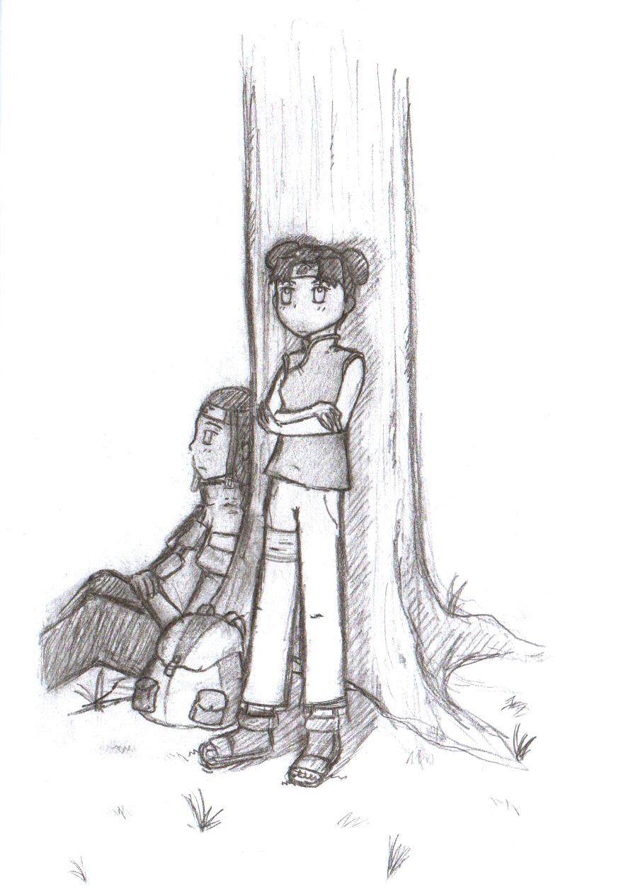 NejixTen - Under the Tree