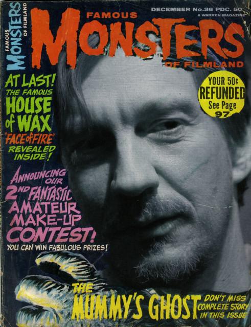 Remus Magazine cover