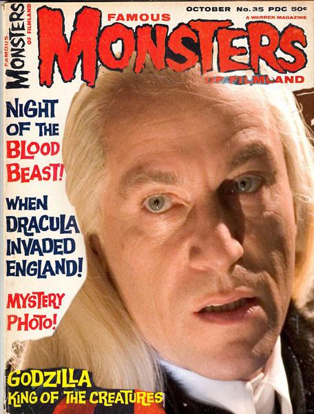 Lucius Magazine cover
