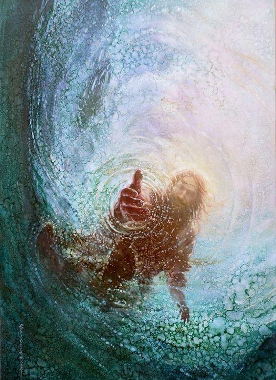 Jesus-Helping-Peter