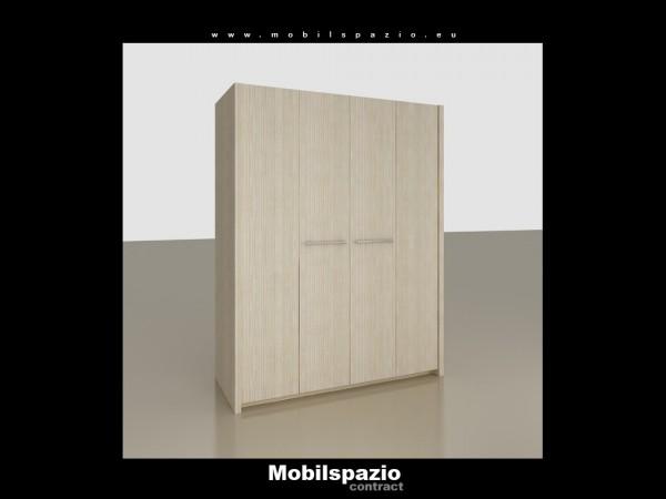 Monoblocco Zeus K110 Larice chiuso0001
