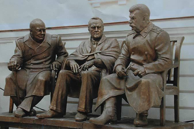 проект памятника в Волгограде