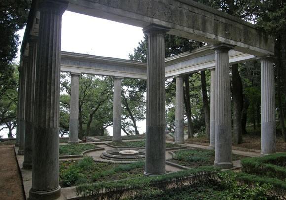 древнеримская арка