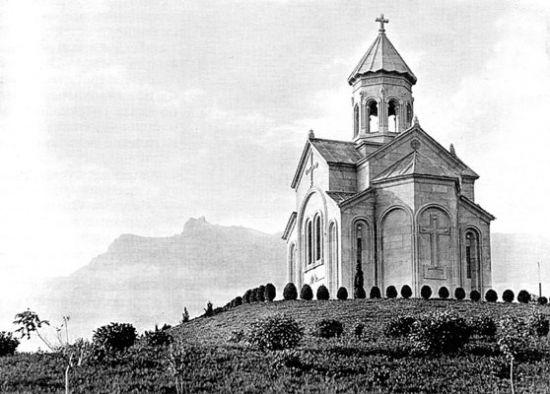 Храм Св.Нины