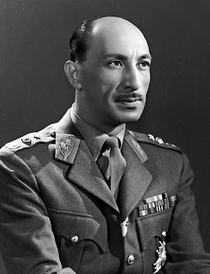 король Афганистана Захир -шах в 1963 году