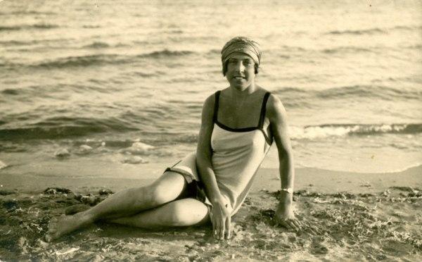 евпаторийская купальщица (1927)