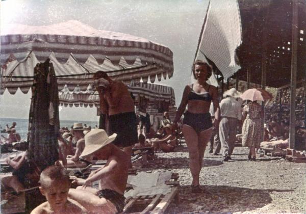 ялта, 1957
