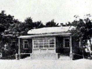 дом Ф.Мекенези в Севастополе, где жила Екатерина