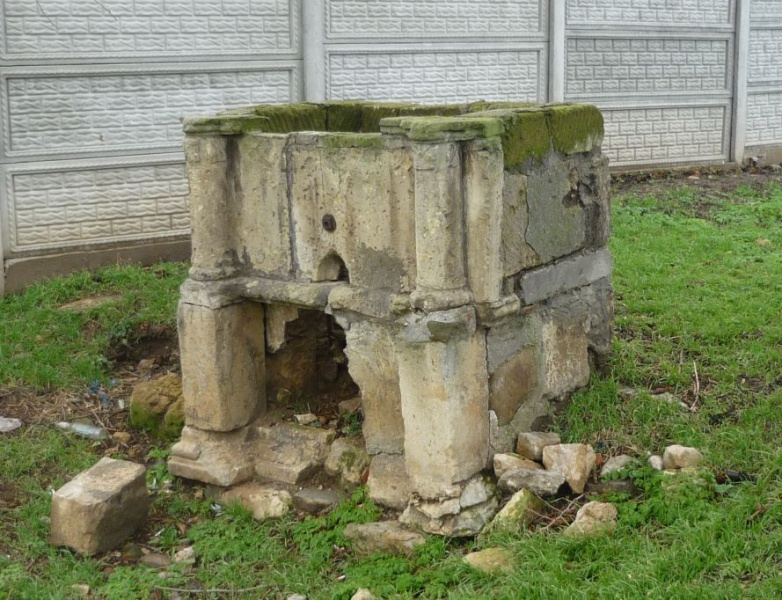 Екатерининский фонтан (развалины)