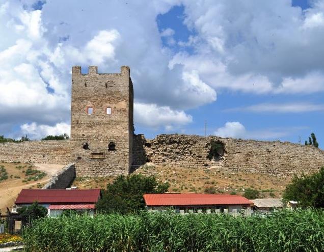башня Криско