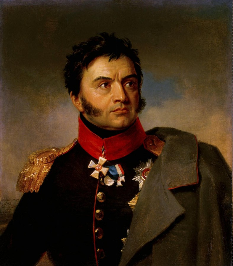 генерал Н.Н.Раевский
