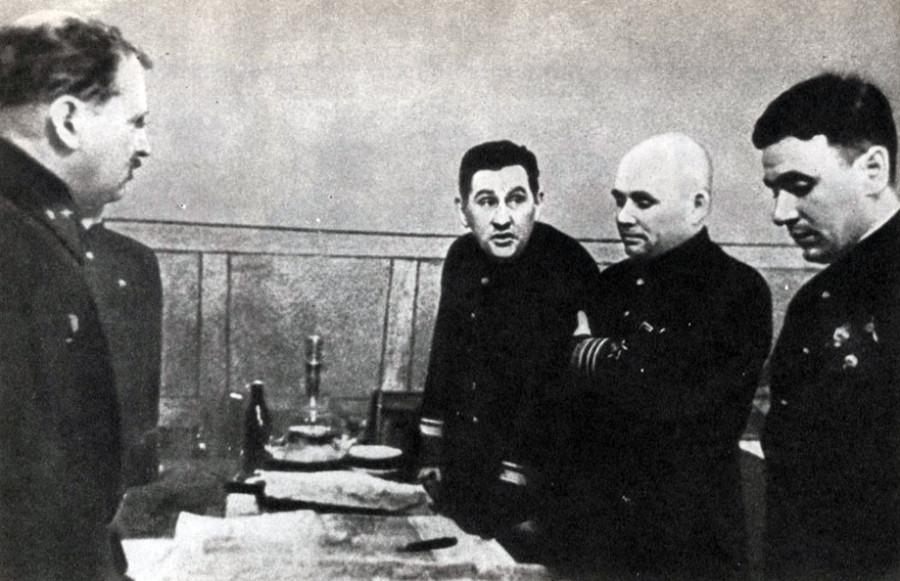 командование Севастопольского оборонительного района