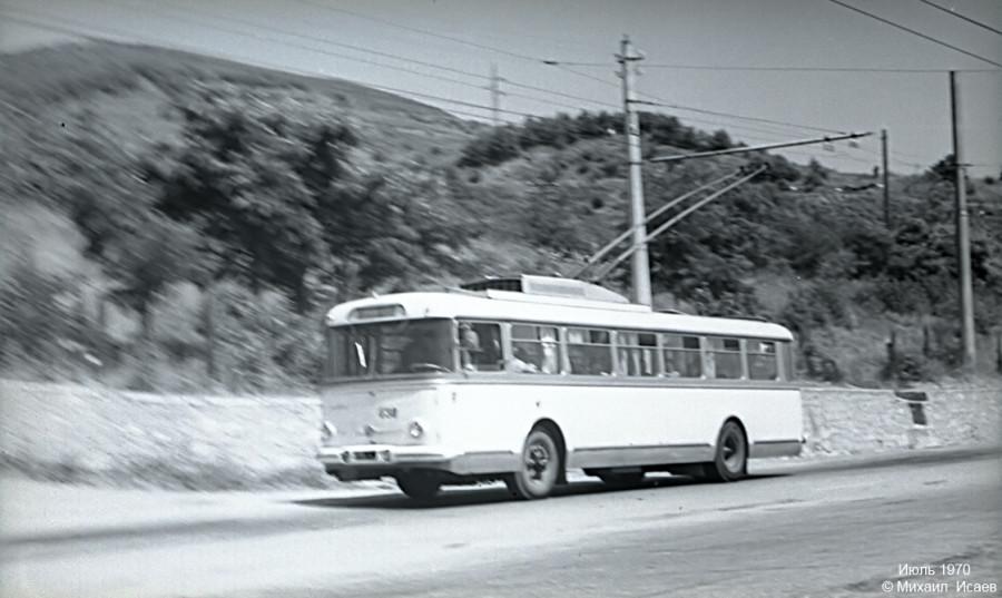 Южнобережное шоссе, Пушкино (июль, 1970)