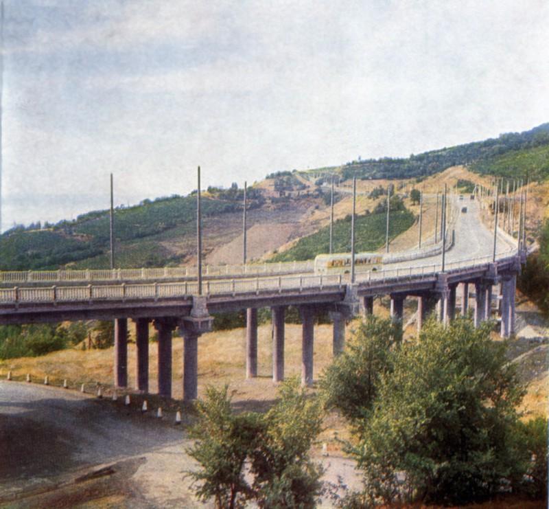 гурзуфский мост, 1969