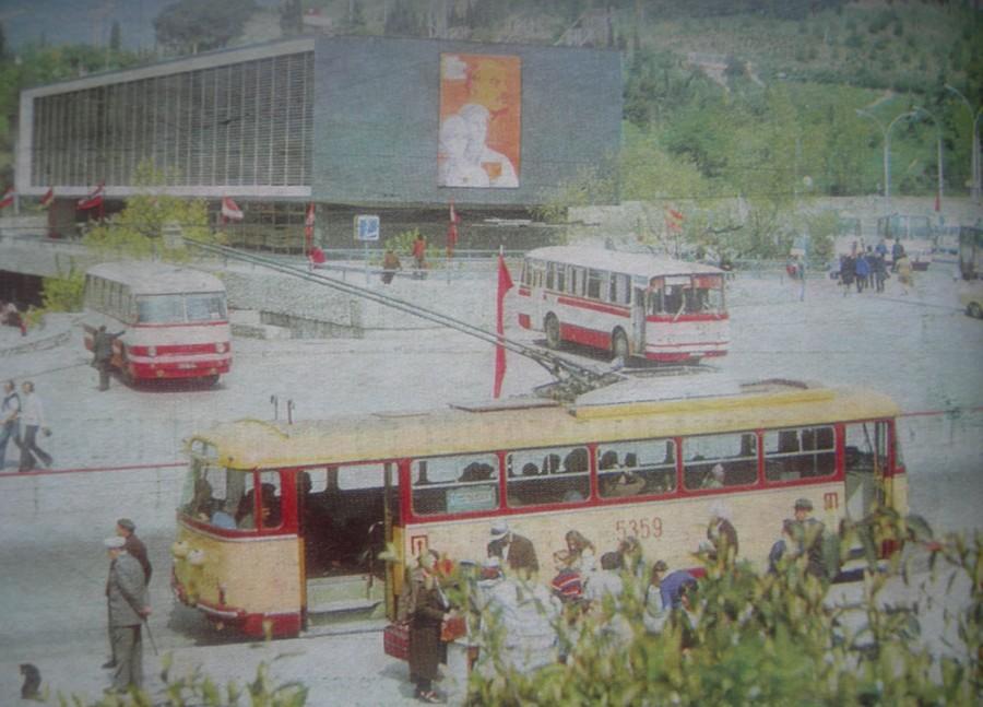 ялта,1980