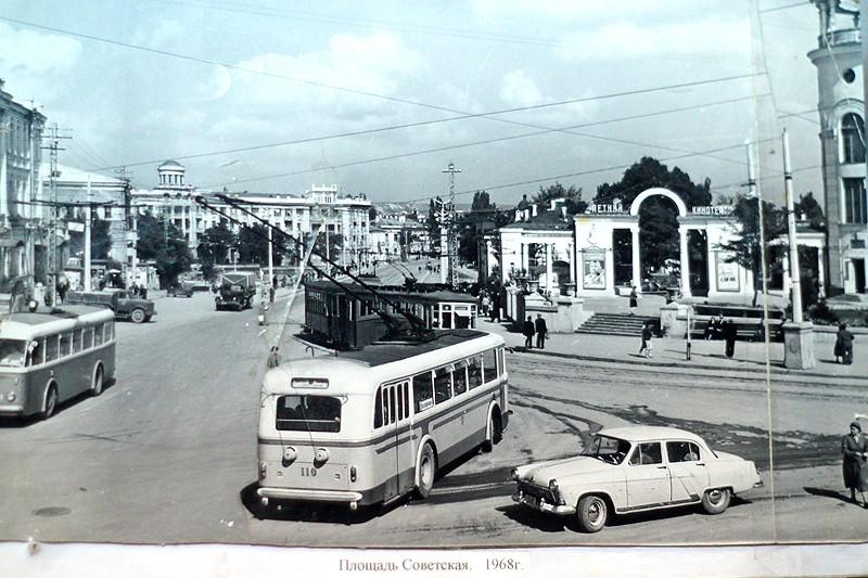Симферопольский трамвай-1