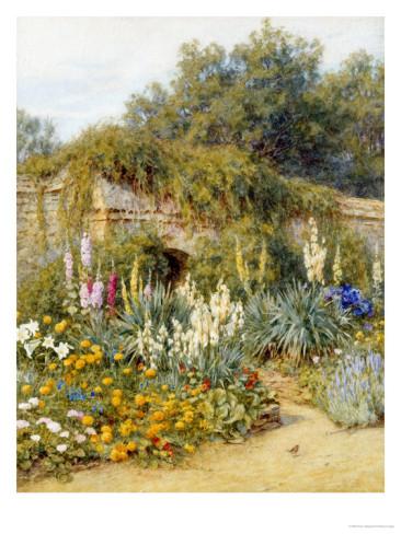 helen-allingham-gertrude-jekyll-s-garden-munstead-wood