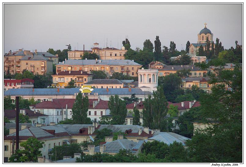 Городской холм Севастополя