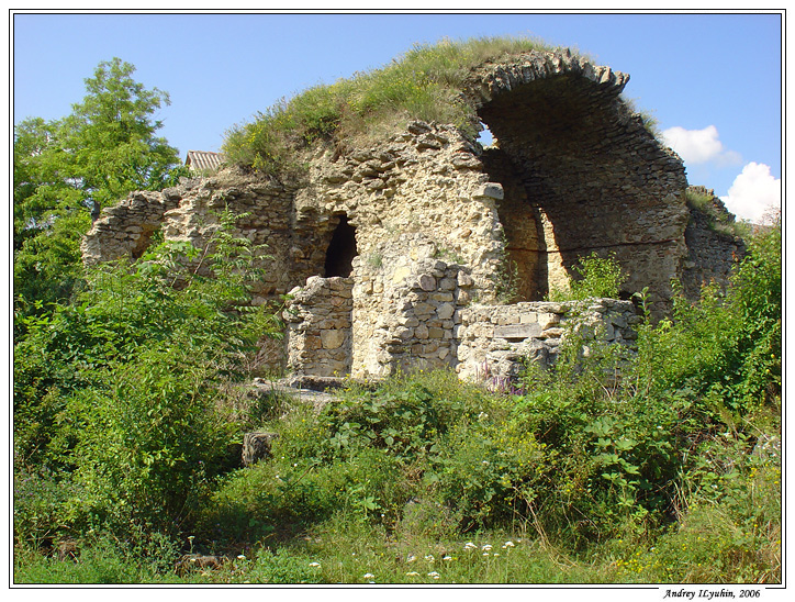 Медресе в Старом Крыму