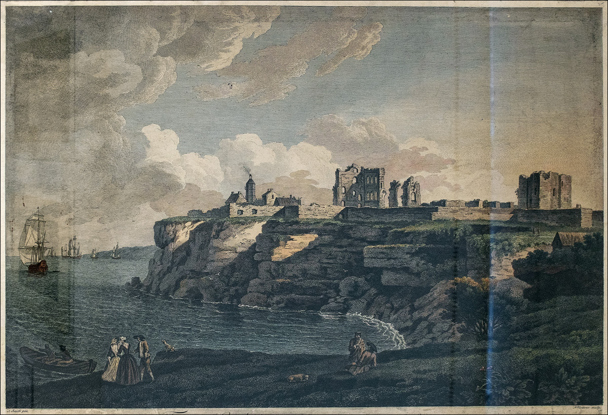 DSCF2489_Франсуа-Виварес_Руины-крепости-в-заливе-XVIIIв