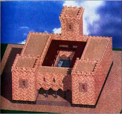 Реконструкция архитектора Н Менчинской