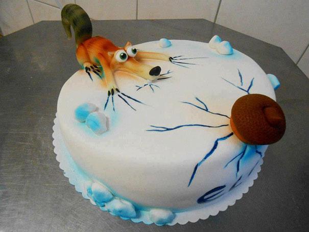 картинки оригинальные торты