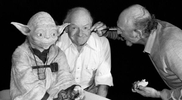 Неизвестные фотографии со съемочной площадки Звездных войн 5