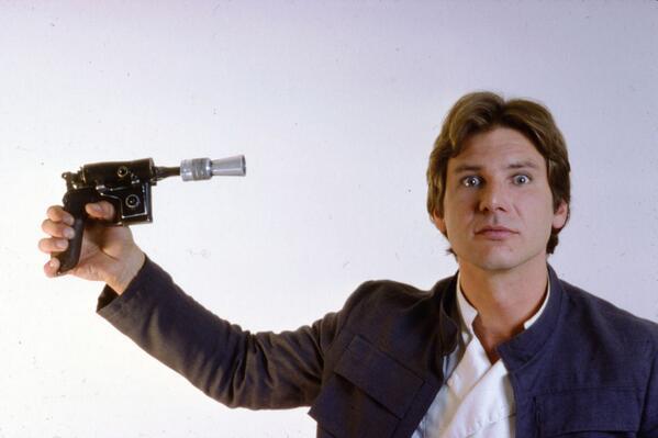 Неизвестные фотографии со съемочной площадки Звездных войн 6