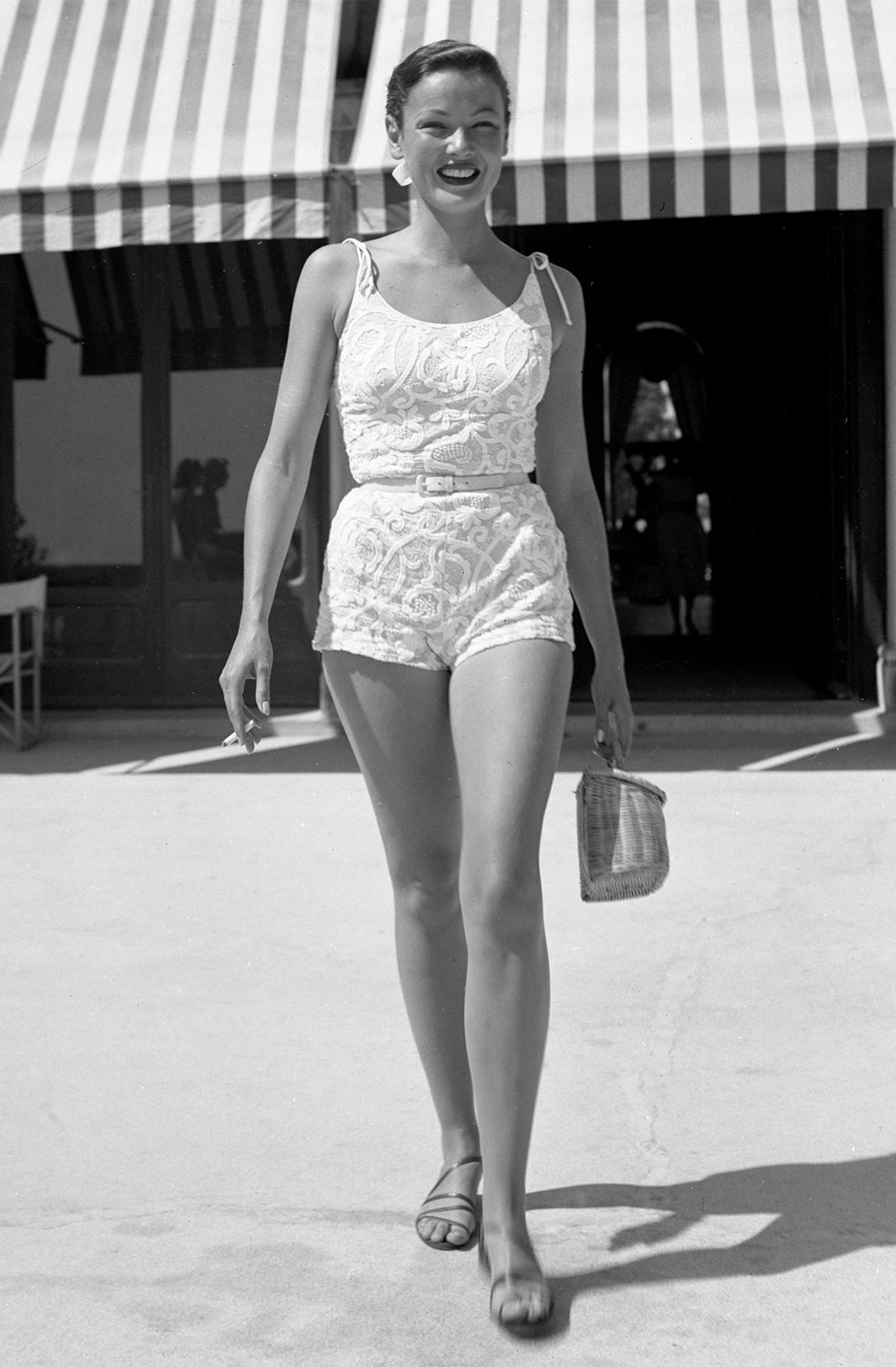 Эротика красивaя год 1950 10 фотография