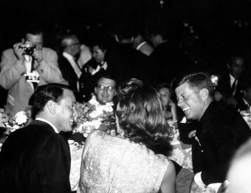Frank Sinatra and JFK