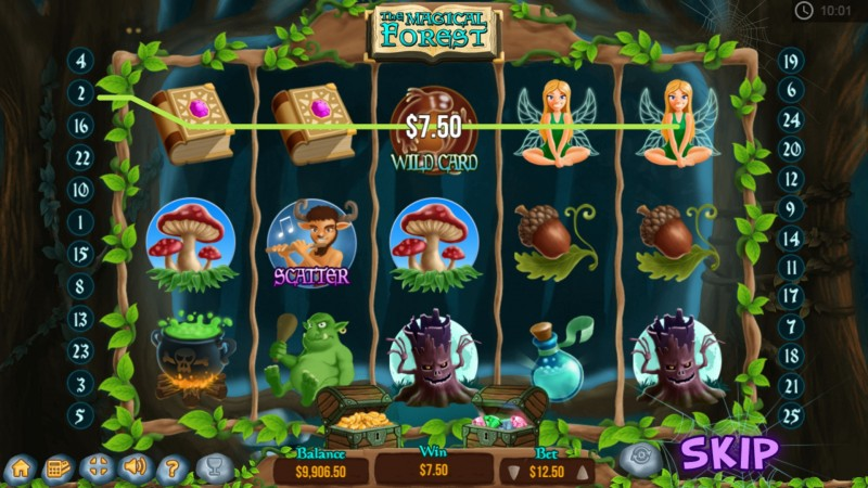 The Magical Forest slot Волшебный Лес слот