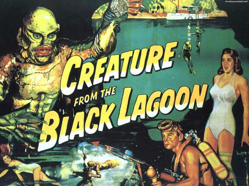 Creature from the black lagoon slot Тварь из чёрной лагуны слот