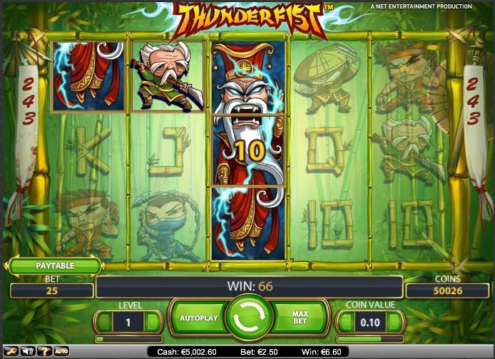 Thunderfist - Громовой кулак