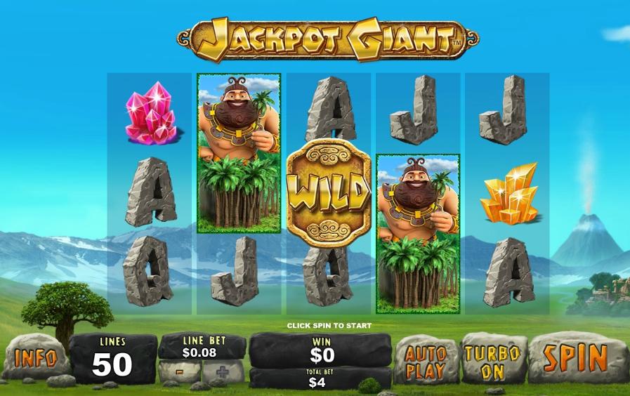 Jackpot Giant - Великан Джекпот
