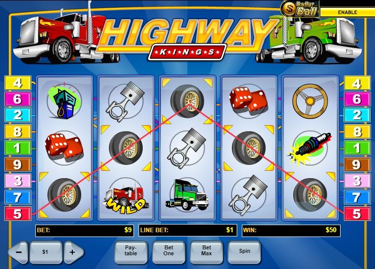 Highway Kings - Король автострады