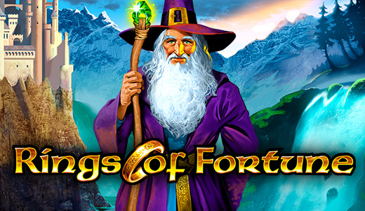 Rings Of Fortune слот