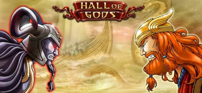 Hall of gods слот