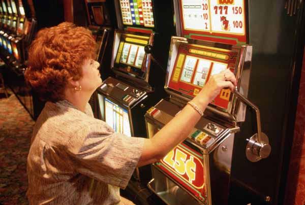 Изгнание Автоматы В США Игровые взглянул него