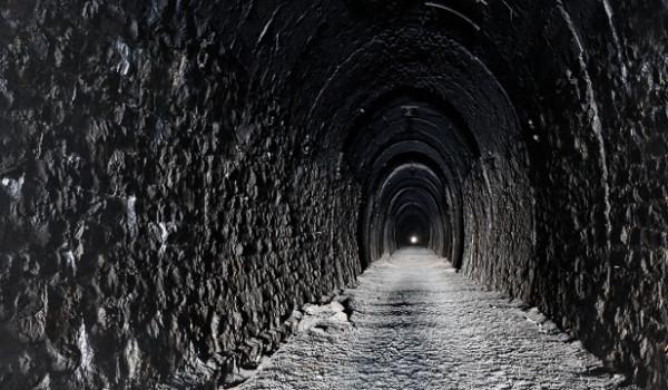 тоннель под землей