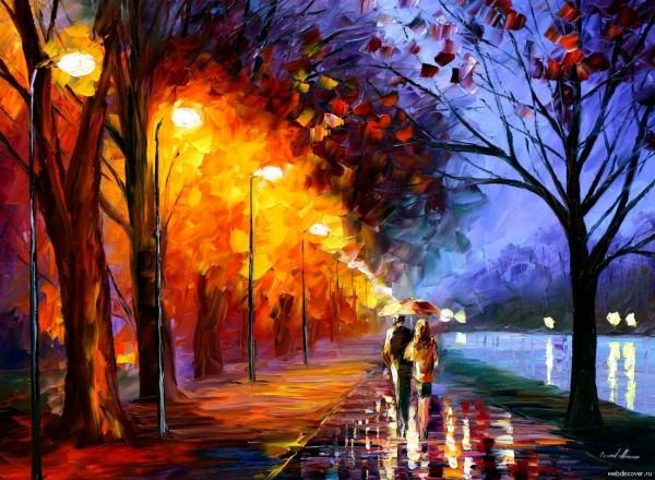 картина романтика