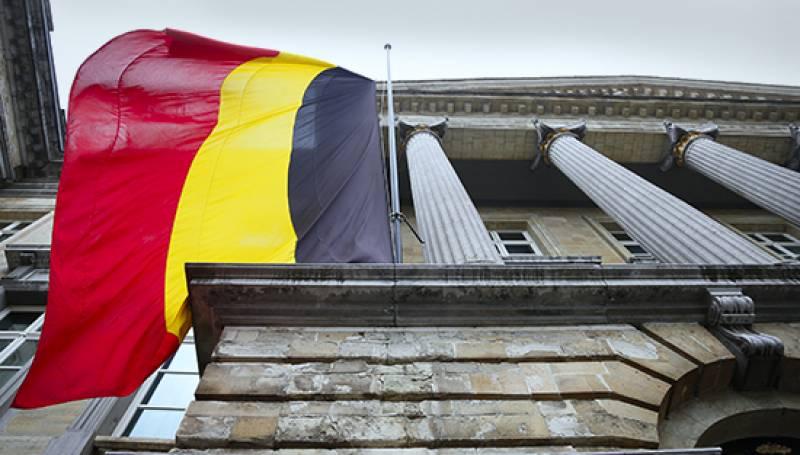 здание парламента Бельгии