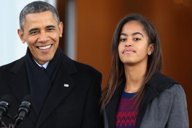 Саша Обама