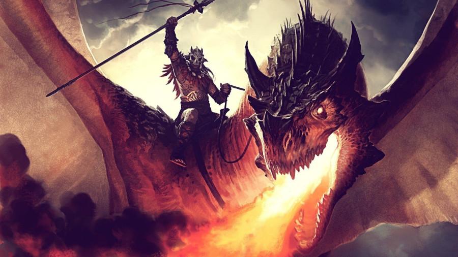 Драконьи глубины