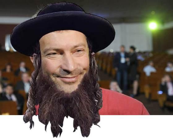 Евгений Ройзман еврей