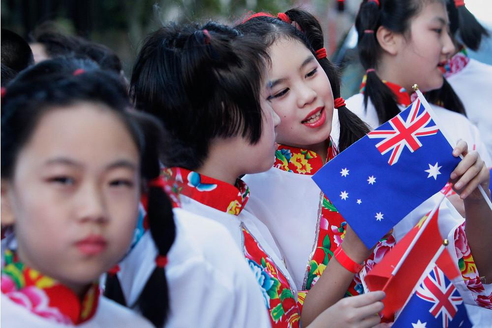 Трамп слил Австралию Китаю