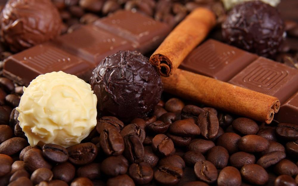 Шоколад и нефть