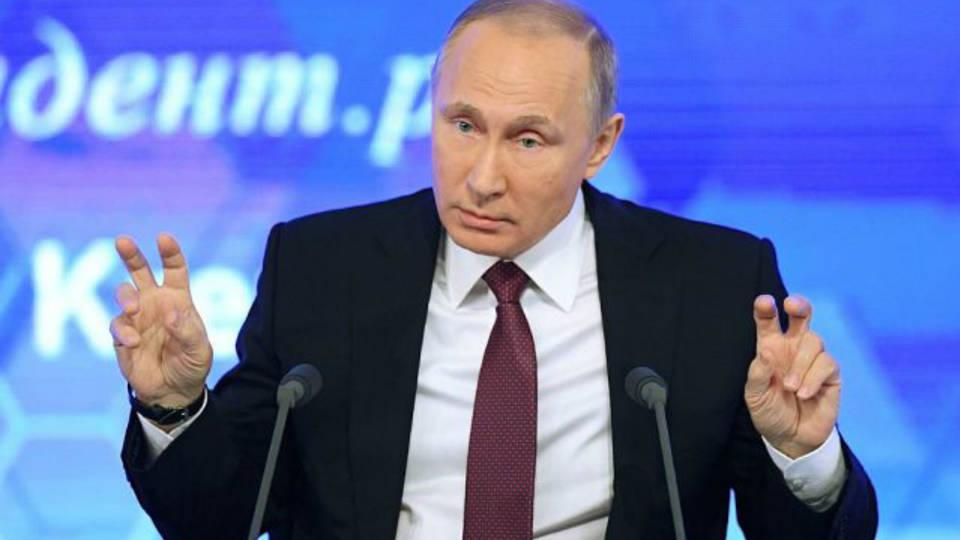 Заметки на полях о пресс-конференции Путина