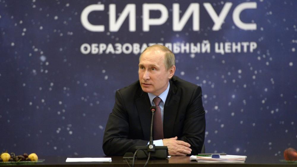 Заметки на полях о прямой линии Путина